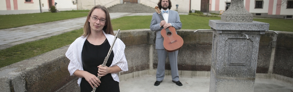 František a Dorotka Lukášovi - Hudba pro flétnu, kytaru a klavír