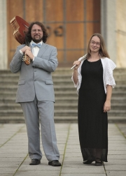 František a Dorotka Lukášovi - Hudba pro flétnu, kytaru a klavír - Vítejte na našich stránkách